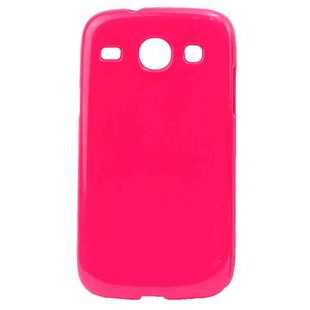 کاور ژله ای رنگی Samsung Galaxy Core