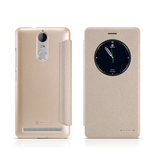 کیف محافظ نیلکین Nillkin Sparkle Leather Case Lenovo K5 Note