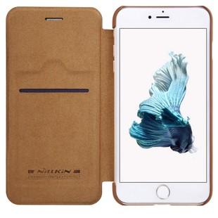 کیف محافظ نیلکین Nillkin Qin Leather Case Apple iPhone 7 Plus