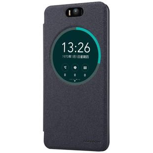 کیف محافظ نیلکین Nillkin Sparkle Leather Case Asus Zenfone Selfie