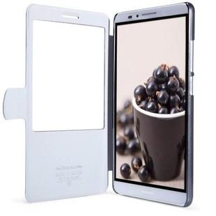 کیف محافظ نیلکین Nillkin Sparkle Leather Case Huawei Mate 7