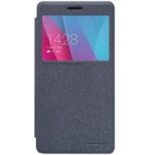 کیف محافظ نیلکین Nillkin Sparkle Leather Case Huawei Honor 5X