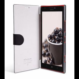 کیف محافظ نیلکین Nillkin Sparkle Leather Case Microsoft Lumia 1520