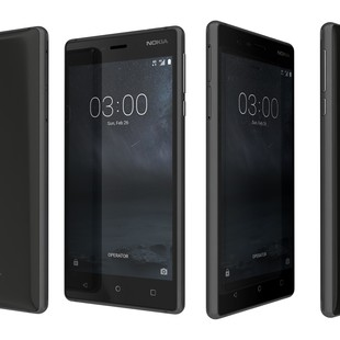 nokia-3-matte-black-3d-model-max-3ds-fbx-wrl-wrz