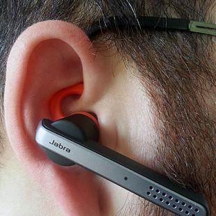 Jabra-Stealth-Bluetooth-headset-wear