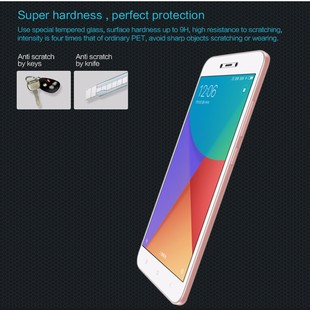 Nillkin-Screen-Protector-for-Xiaomi-Redmi-Note-5A-Tempered-Glass-Amazing-H-Anti-Explosion-Glass-For