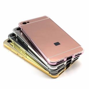 قاب محافظ آینه ای Aluminum Bumper Mirror Case For Xiaomi Redmi Note 5A