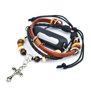 بند چرمی Tamister دستبند  Mi Band 1S کد TF1