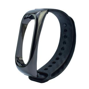 بند کربن دستبند سلامتی شیائومی Xiaomi Carbon fiber TPU Strap کد TC2