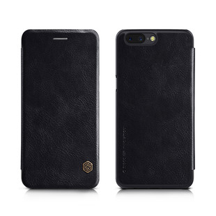 کیف محافظ نیلکین Nillkin Qin Leather Case OnePlus 5