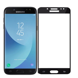 محافظ صفحه گلس 5d Full Frame Glass Samsung Galaxy J5 Pro 2017