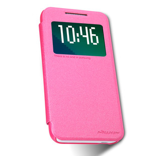 کیف محافظ نیلکین Nillkin Sparkle Leather Case HTC Desire 510