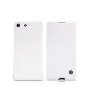 کیف محافظ نیلکین Nillkin Qin Leather Case Sony Xperia M5
