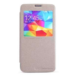 کیف محافظ نیلکین Nillkin Sparkle Leather Case Samsung Galaxy S5