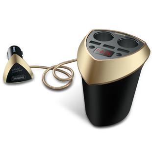 شارژر فندکی ریمکس مدل Remax CR-3XP Coffee Cup Demitasse Car Charger