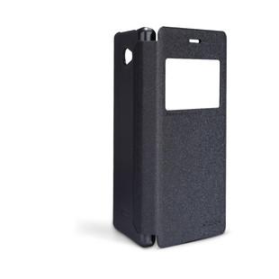 کیف محافظ نیلکین Nillkin Sparkle Leather Case Sony Xperia M2
