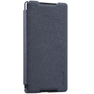 کیف محافظ نیلکین Nillkin Sparkle Leather Case Sony Xperia Z5 Compact