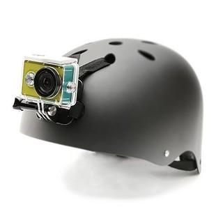 نگهدارنده دوربین ورزشی روی کلاه Xiaomi Yi Action Camera Helmet Mount