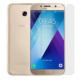 محافظ صفحه نمایش مدل Simple مناسب برای گوشی موبایل سامسونگ Galaxy A7 2017