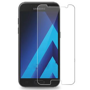 محافظ صفحه گلس سخت Hard Glass Samsung Galaxy A7 2017