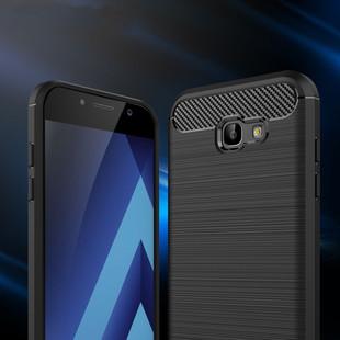 For-Galaxy-A7-2017-font-b-Rugged-b-font-Armor-Grade-Carbon-Fiber-font-b-Texture