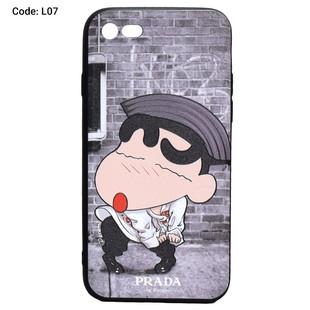 قاب محافظ ژله ای فانتزی P.E.C iPhone 7