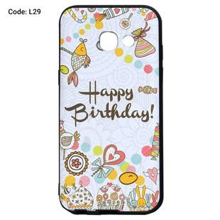 قاب محافظ ژله ای فانتزی P.E.C Samsung Galaxy A3 2017