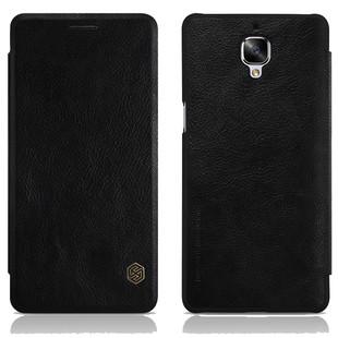 کیف محافظ نیلکین Nillkin Qin Leather Case OnePlus 3T