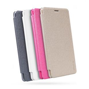 کیف محافظ نیلکین Nillkin Sparkle Leather Case OnePlus 3T