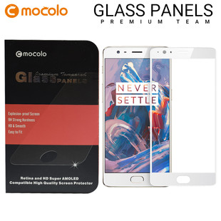 محافظ صفحه گلس فول فریم موکولو Mocolo Full Frame Glass OnePlus 3T