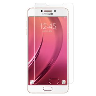 محافظ صفحه نمایش مدل Simple مناسب برای گوشی موبایل سامسونگ Galaxy C7