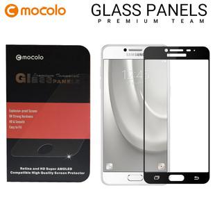 محافظ صفحه گلس فول فریم موکولو Mocolo Full Frame Glass Samsung Galaxy C7