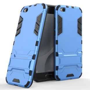 3D-Iron-Man-Armor-Cover-For-Xiaomi-Mi-5C-Hybrid-Dual-Heavy-Duty-Protective-Folding-Kickstand