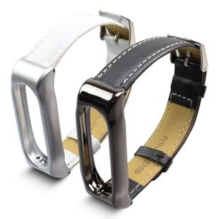 بند چرمی دستبند سلامتی Xiaomi Ultrathin Mi Band 2 Strap کد PU2