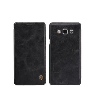 کیف محافظ نیلکین Nillkin Qin Leather Case Samsung Galaxy A7