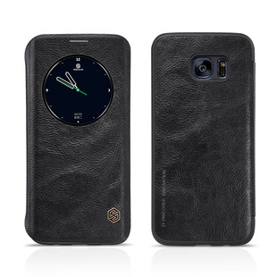 کیف محافظ نیلکین Nillkin Qin Leather Case Samsung Galaxy S7 Edge