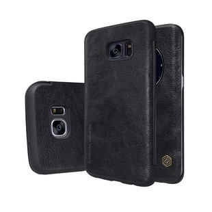 کیف محافظ نیلکین Nillkin Qin Leather Case Samsung Galaxy S7