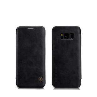 کیف محافظ نیلکین Nillkin Qin Leather Case Samsung Galaxy S9