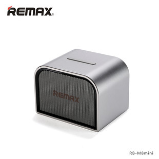 REMAX-RB-M8-Mini-Portable-Bluetooth4-0-Speakers-Aluminum-Wireless-Hand-Free-MIC-Boombox-Subwoofer-USB