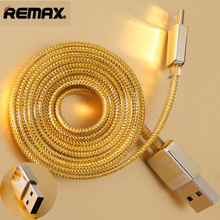 Remax-2-Side-Plug-8Pin-USB-Data-Cable-Micro-USB-Cable-Fast-Charging-Sync-Data-Transmission