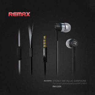 Original-Brand-New-REMAX-RM-535-Headphone-Music-Earphone-High-Sound-Quality-Stereo-Bass-In-Ear