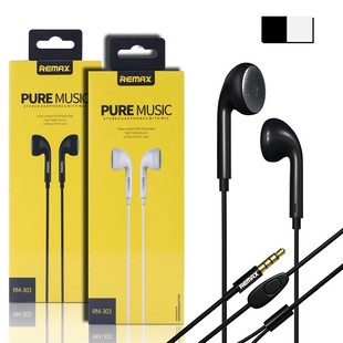 Original-Remax-Pure-Music-Earphone-With-Mic