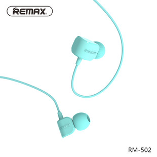 Original-Remax-RM-502-Stereo-Music-Earbuds-3-5mm-In-Ear-HiFi-Bass-Wired-Earphone-Noise