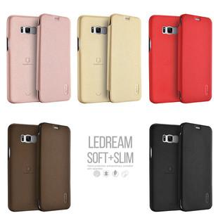 Lenuo-Original-for-Samsung-Galaxy-S8-Flip-Cover-case-Fashion-PU-phone-shell-For-Samsung-Galaxy