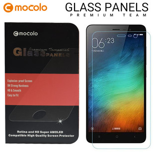 محافظ صفحه گلس شفاف موکولو Mocolo Glass Xiaomi Redmi Note 3
