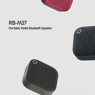اسپیکر بلوتوث ریمکس مدل RB-M27