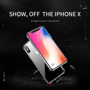 قاب محافظ آیفون Xs Max مدل Joyroom Transparent Drop Resistance