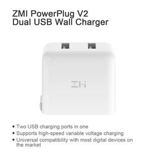 شارژر دیواری شیائومی مدل ZMI HA622 همراه با کابل USB-C