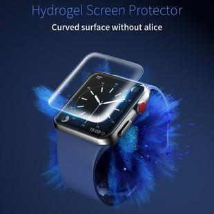 محافظ صفحه اپل واچ Rock Hydrogel Screen Protector 42mm 2Pcs