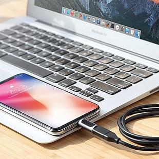 مبدل راک Rock Micro USB To Lightning Adapter RCB0607